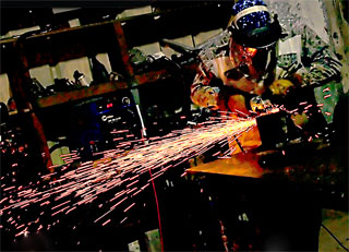 Welding, Pipe Fabrication